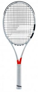 Babolat Pure Strike 18/20 white/red