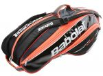 Чехол Babolat RH X 6 Pure strike black/fluo red 2015 year