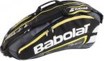 Чехол Babolat RH X 6 team line black/yellow