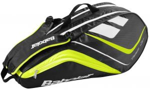 Чехол Babolat RH junior team line black/yellow 2016 year