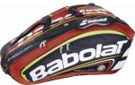 Чехол Babolat Racket Holder X 12 Team line RG/FO clay
