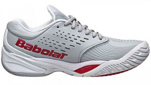 Кроссовки Babolat SFX all court grey/pink
