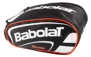 Сумка для обуви Babolat shoe bag team line black/red