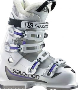 Ботинки Salomon DIVINE 55 WHT/CRY TRANS