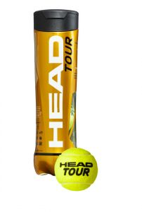 Мячи теннис Head 4B HEAD TOUR - TOURNAMENT