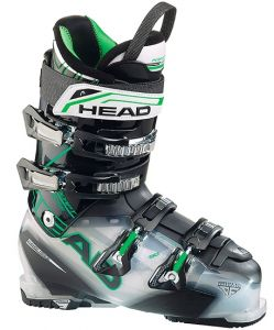 Head ADAPT EDGE 90  trsp./black/green 2015