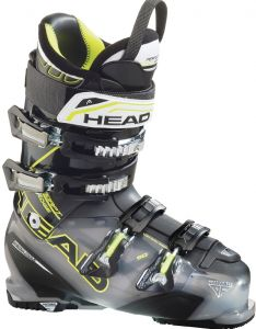 Head ADAPT EDGE 90 trsp. anthracite/black/yellow 2015