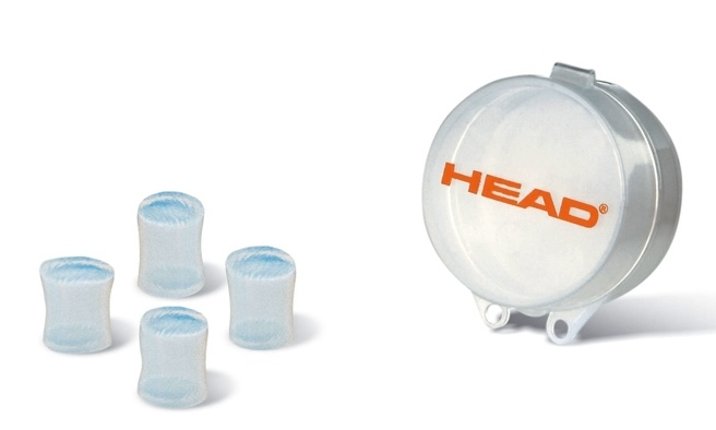 Беруши Head Ear Plug Silicone Moulded
