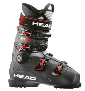 Ботинки Head EDGE LYT 100 black/red 2020