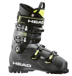 Ботинки Head EDGE LYT 110 black/yellow 2020