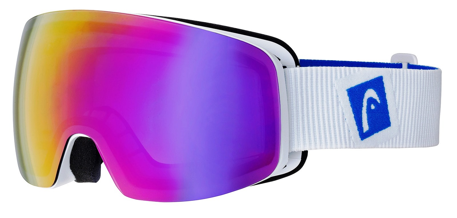 Head GALACTIC FMR white/pink
