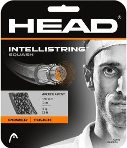 Струны для сквоша Head Intellistring Squash 17 YW