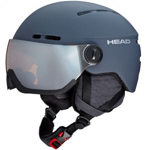 Head KNIGHT PRO anthracite 2019