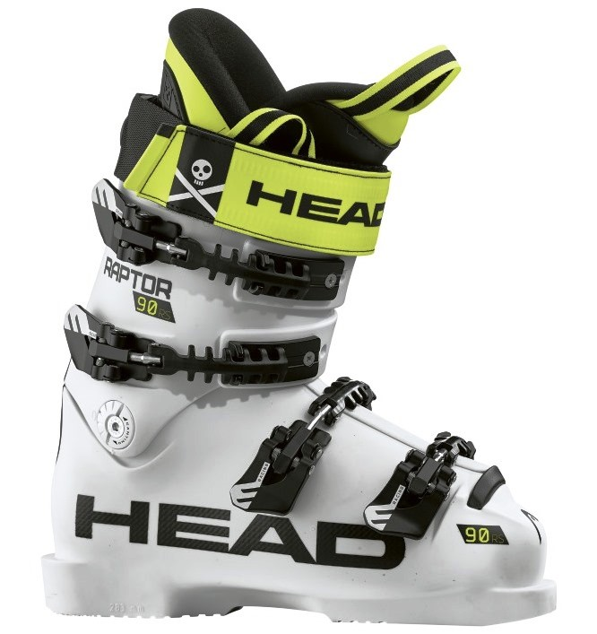 Ботинки Head RAPTOR 90S RS white 2020