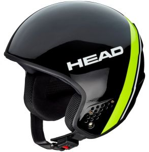 Шлем Head STIVOT RACE Carbon black/lime