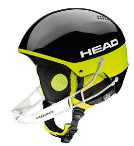 Head STIVOT SL + Chinguard black