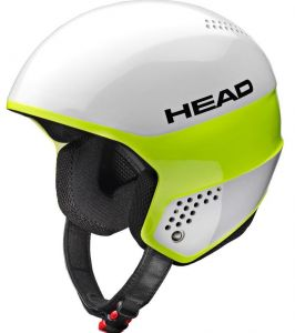 Head STIVOT white/lime
