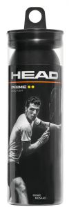 Мячи сквош Head Squash 3-Ball Tube PRIME (DYD)