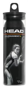 Мячи сквош Head Squash 3-Ball Tube TOURNAMENT (SYD)
