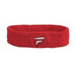 Повязка Tecnifibre Headband Black/Red/White