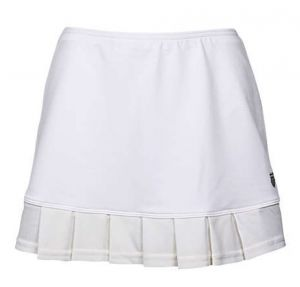 Юбка дет. K-Swiss Girls mesh plead skirt II white