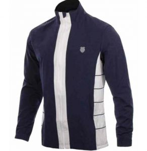 Толстовка муж. K-Swiss Mens Combi warm-up jack