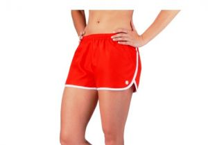 Шорты жен. K-Swiss Womens Alley short orange