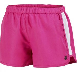 Шорты жен. K-Swiss Womens Buy 66 Drawstring short pink/white