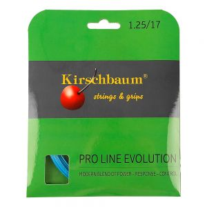 Струна Kirschbaum Pro line evolution blue 1,25mm 12m