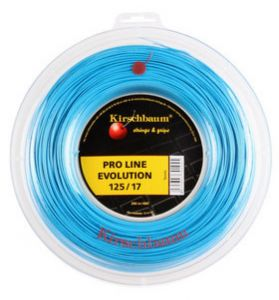 Бобина Kirschbaum Pro line evolution blue 1,25mm 200m