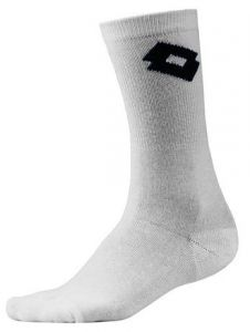 Носки Lotto Sock Tennis Light White/dark-navy №4