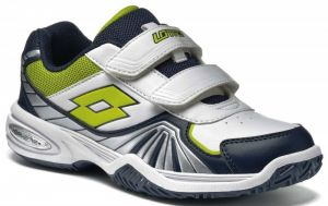Кроссовки Lotto Stratosphere III CL S white/clover fluo