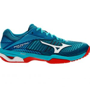 Кроссовки Mizuno Wave Exceed Tour 3 Clay court blue