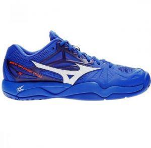 Кроссовки Mizuno Wave Intense Tour 5 Clay court navy