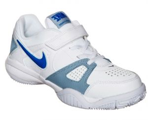 Кроссовки дет. Nike City court 7 white/grey/blue