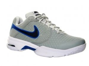 Кроссовки Nike Air Courtballistec 4.1 light-grey/blue