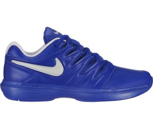 Кроссовки муж. Nike Air Zoom Prestige leather navy