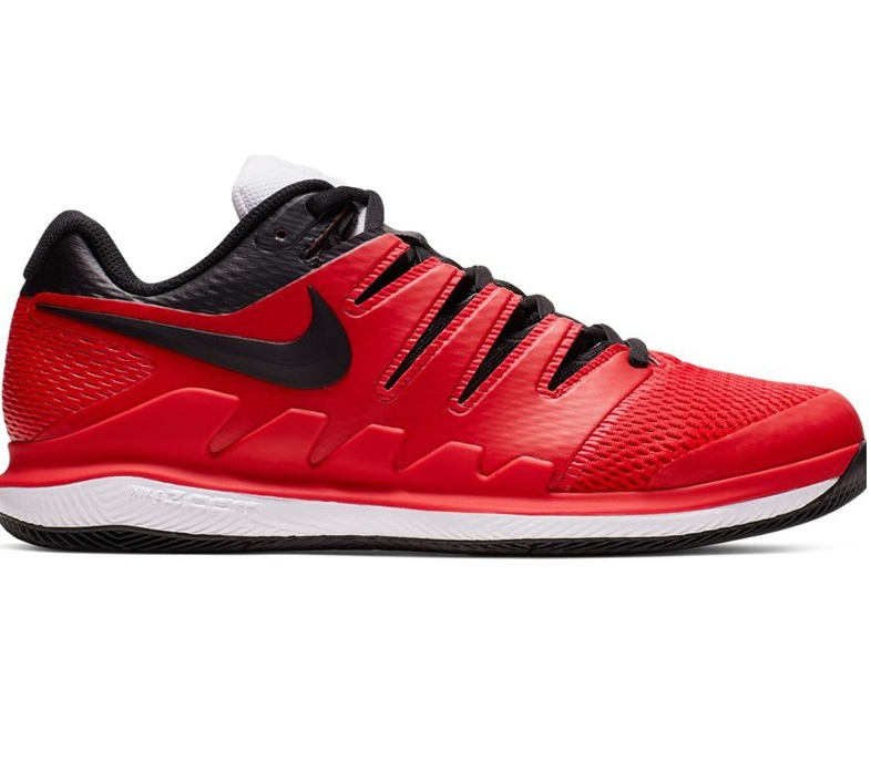 Кроссовки муж. Nike Air Zoom Vapor X HC red/black