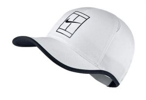 Кепка взр. Nike Arobill cap court white