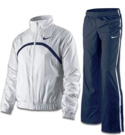 Костюм дет. Nike Boarder woven warm up girls