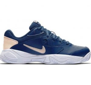 Кроссовки жен. Nike Court Lite 2 clay blue/pink
