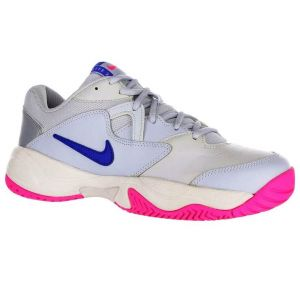 Кроссовки жен. Nike Court Lite 2 grey/pink