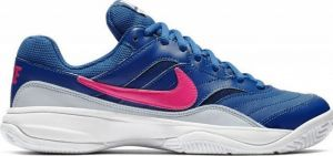 Кроссовки жен. Nike Court Lite clay blue/pink