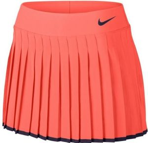 Юбка жен. Nike Court Victory Straight printed skirt black