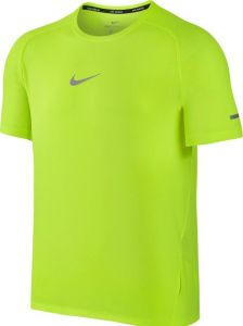 Футболка муж. Nike Dri-fit contour yellow