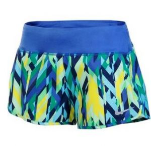 Шорты жен. Nike FLX short 3in rival multicolor