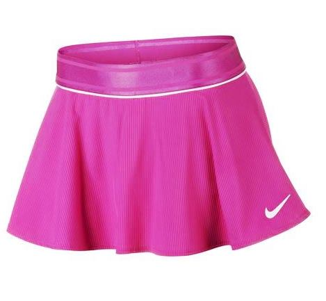 Юбка дет. Nike Girls Flouncy skirt pink