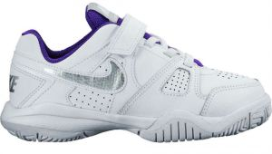 Кроссовки Nike JR City Court 7 PSV white/silver