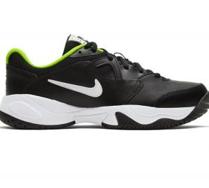 Кроссовки дет. Nike JR court lite 2 black/white