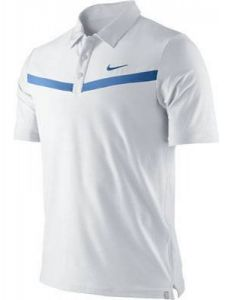 Поло муж. Nike Polo Challenger Chevron UV